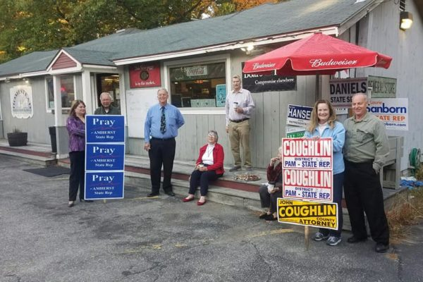John Coughlin for County Attorney